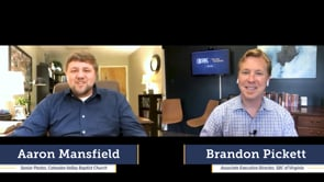 Not Alone with Aaron Mansfield | SBC of Virginia