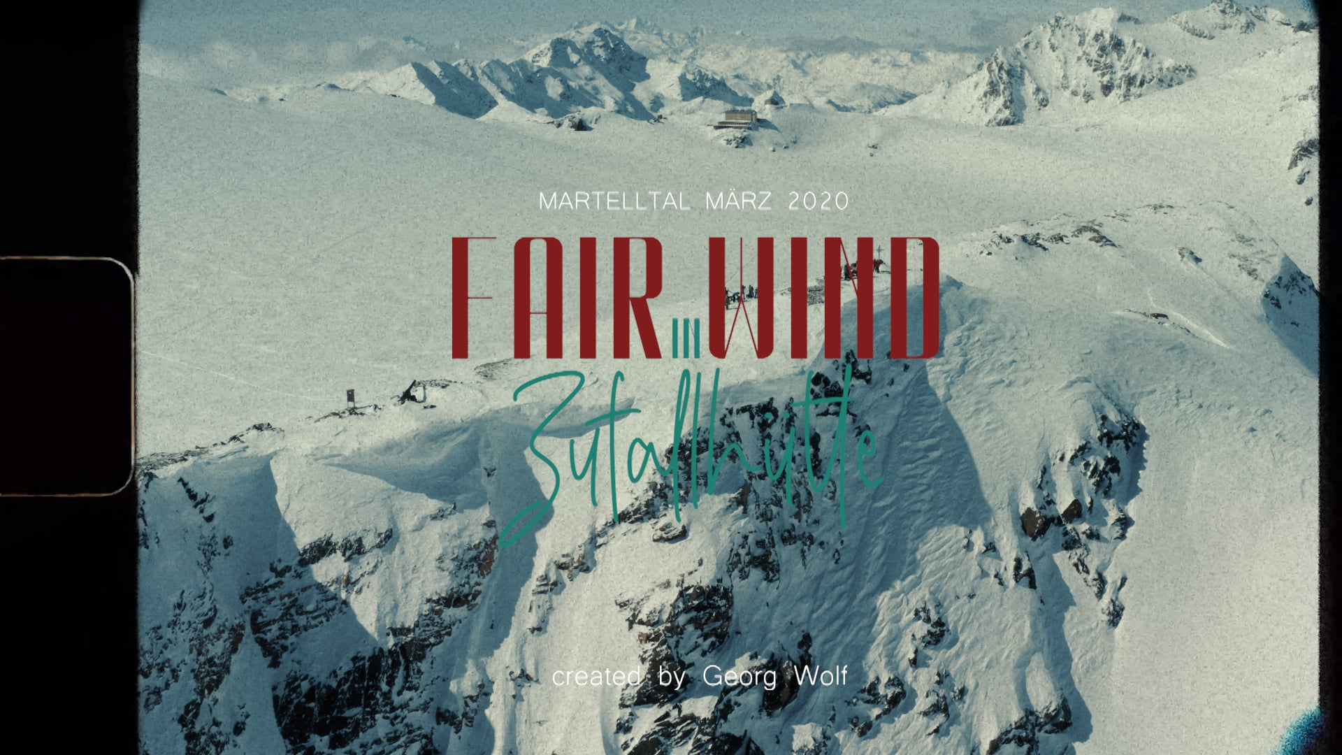 FAIR WIND in Zufallhütte Martelltall Südtirol Italia