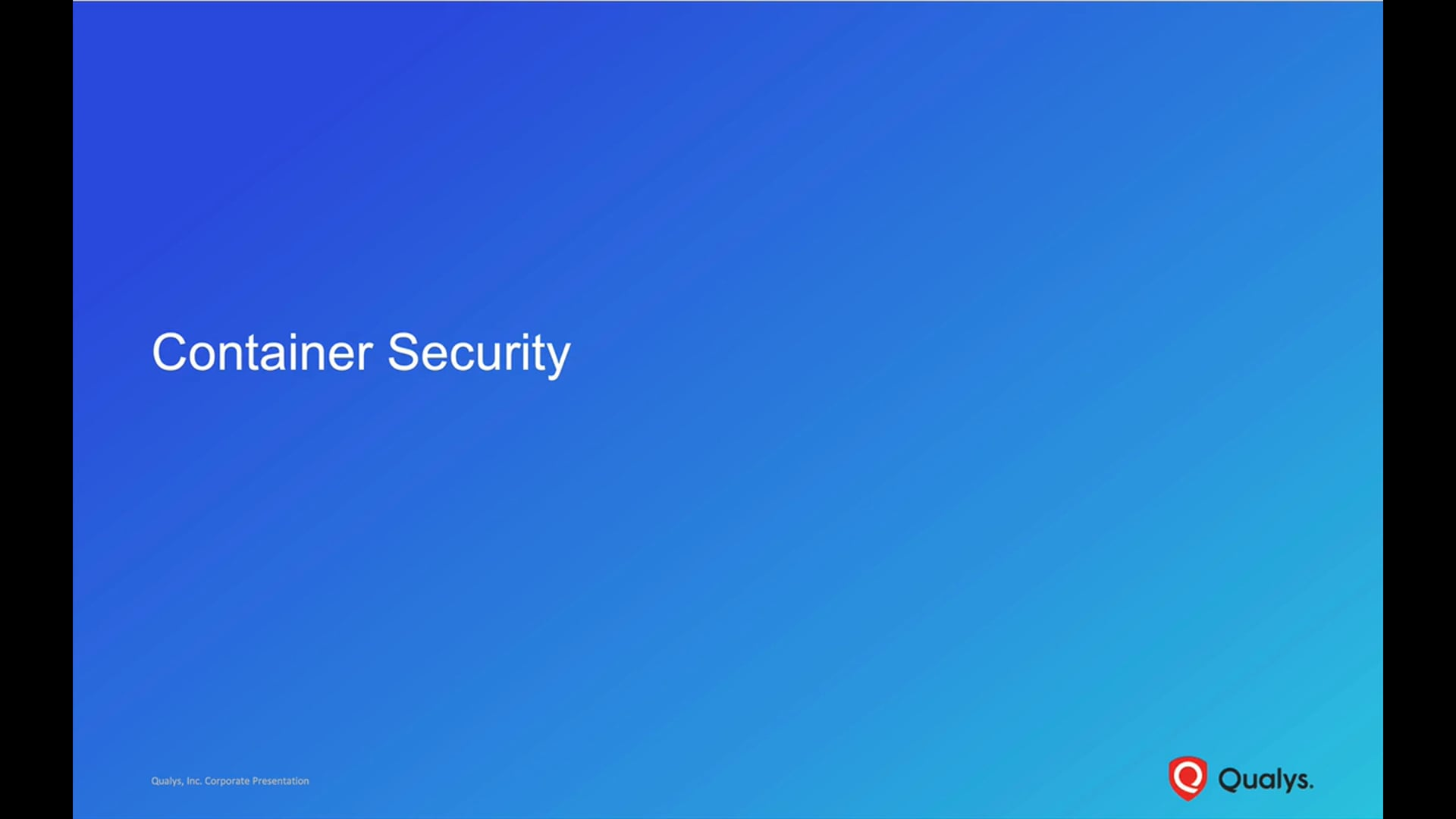 Container Security - Course Setup