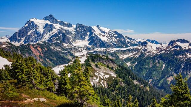 North Cascades National Park. Part 2 - Nature Film Short Preview