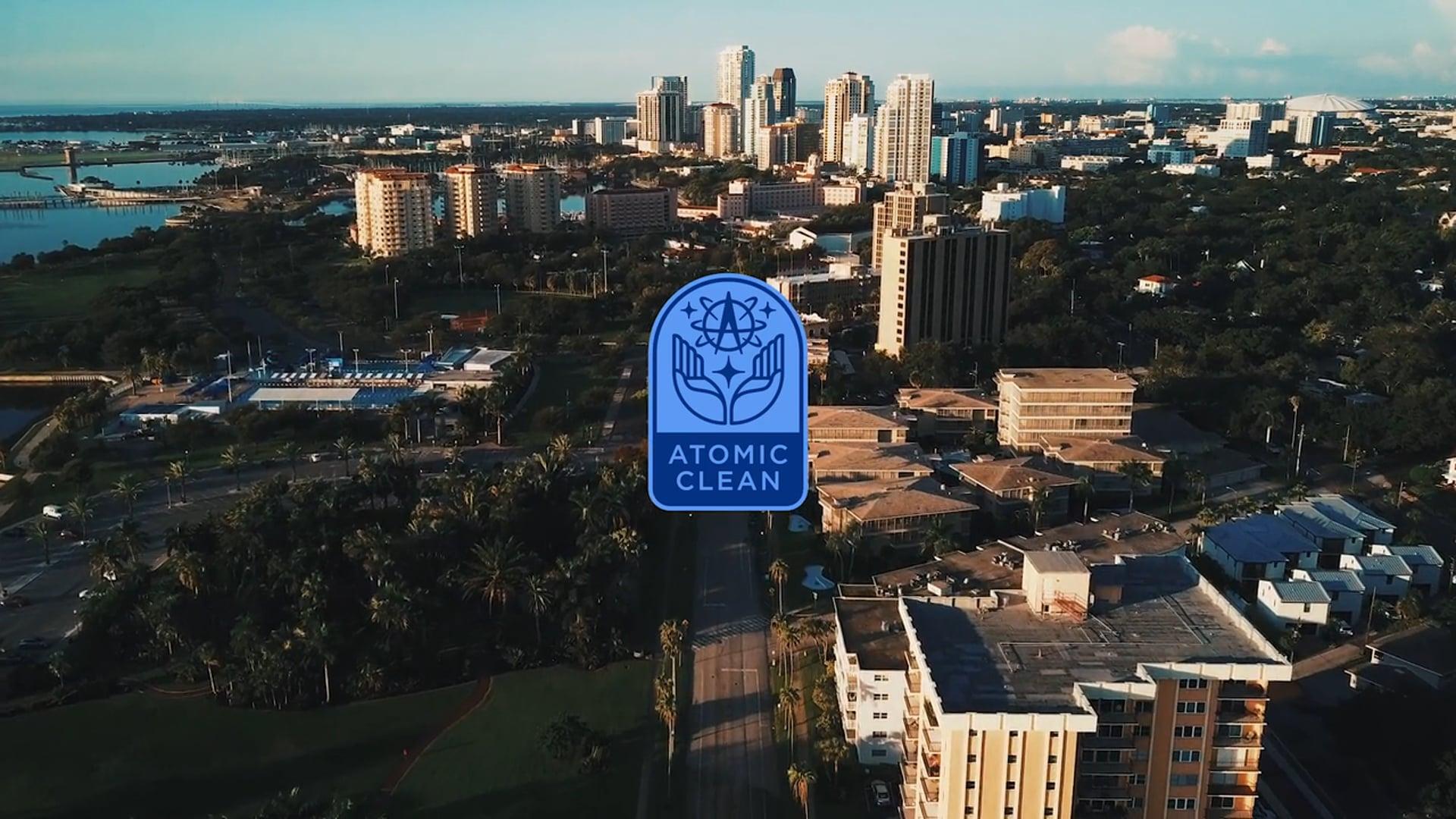Atomic Clean: St. Petersburg, FL