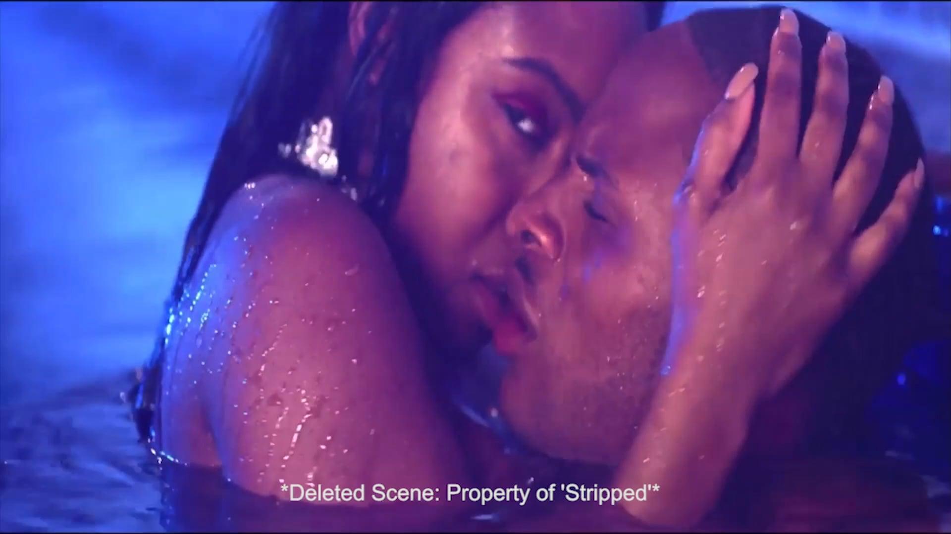 Stripped - Deleted Scene - Mz Lady Ice Does Dexta Daps Video