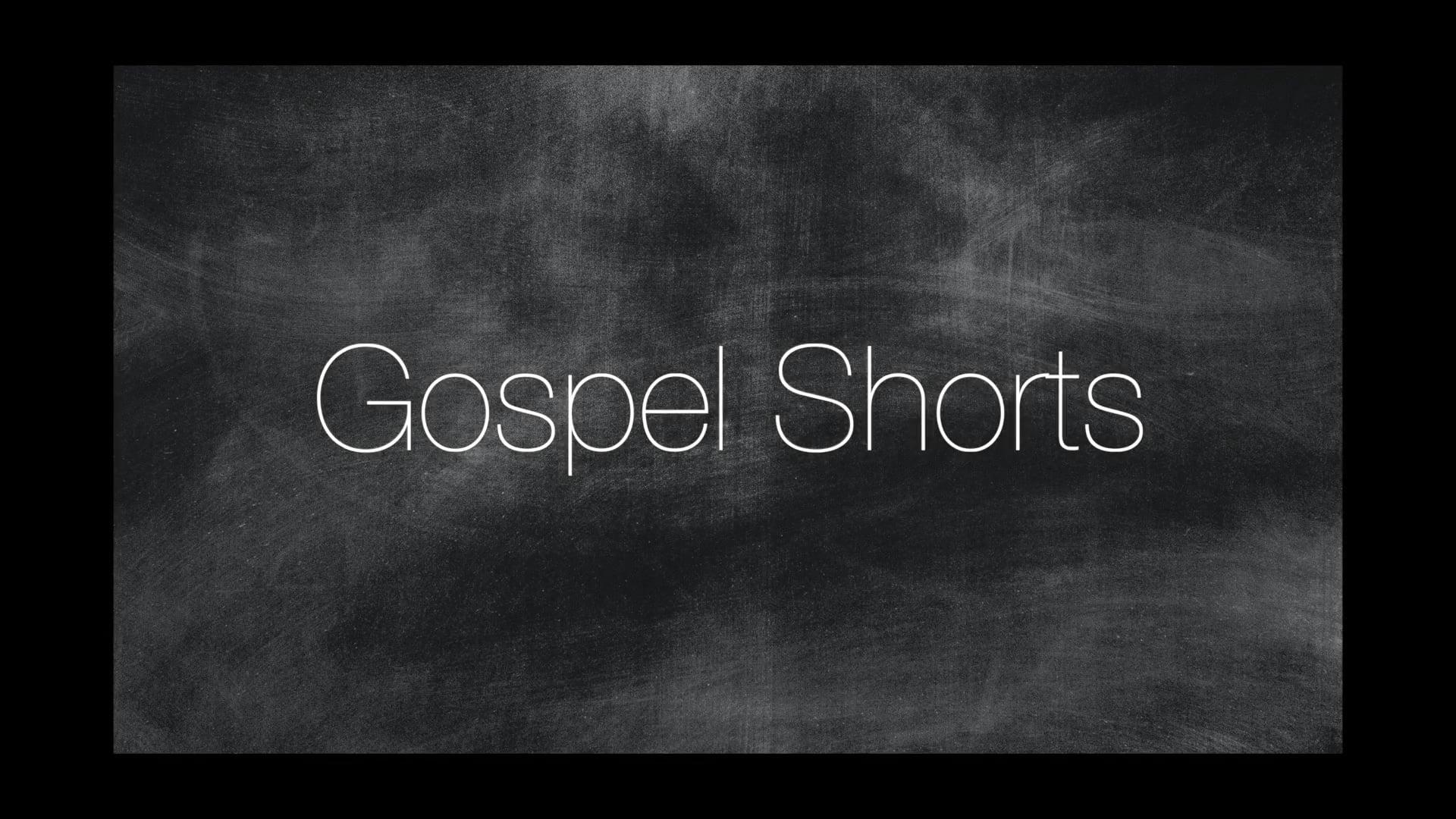 Gospel Intro