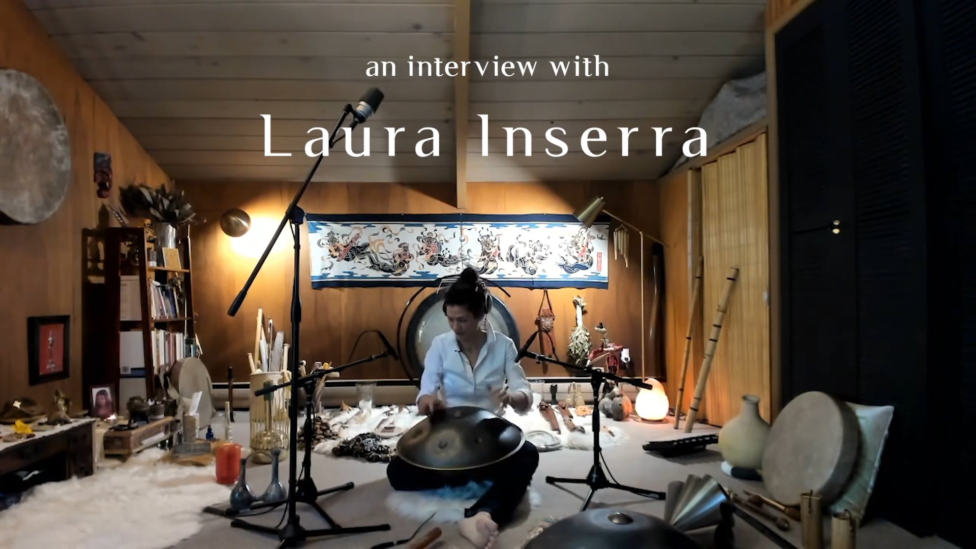 Shelter in Music ~ Interview with Laura Inserra