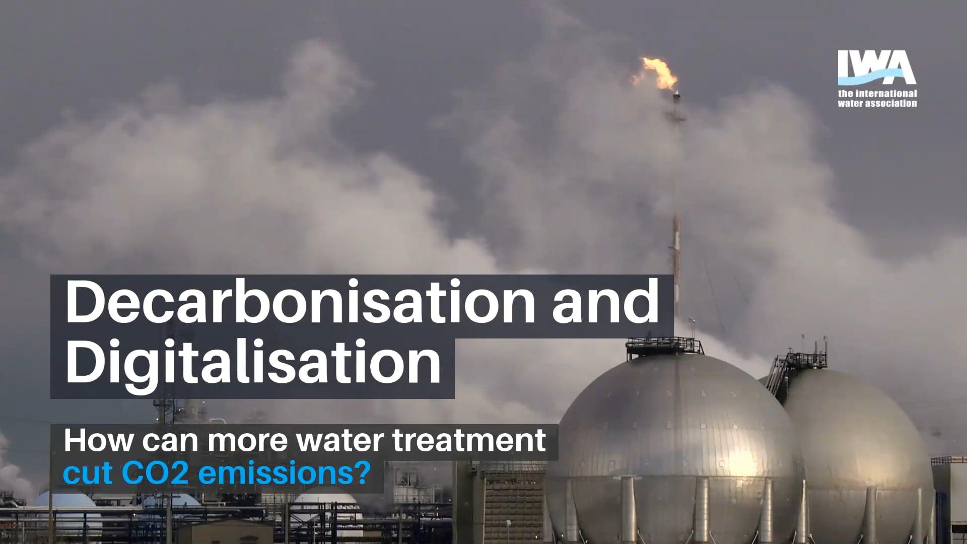 Decarbonisation and Digitalisation