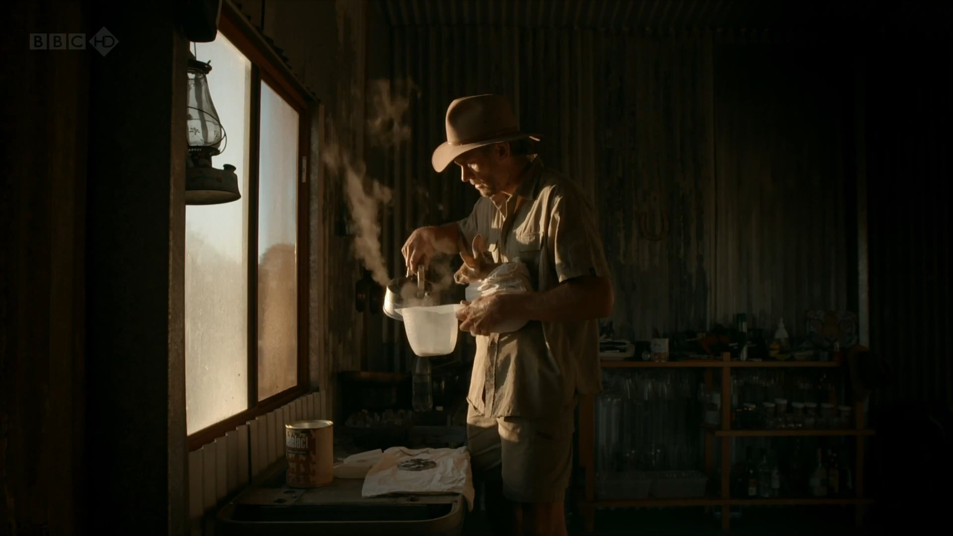BBC Kangaroo Dundee, Narrated By Juliet Stevenson, Part 1 (Winner Jackson Hole, 2x Winner Montana, Nominee Grierson Award)