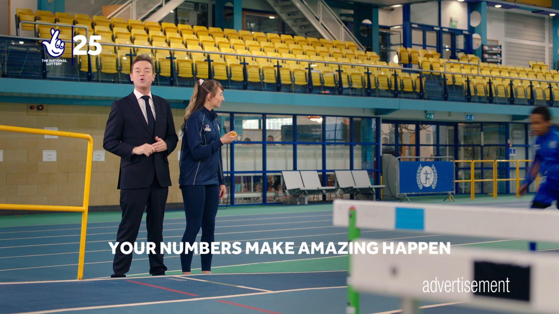 National Lottery Advert