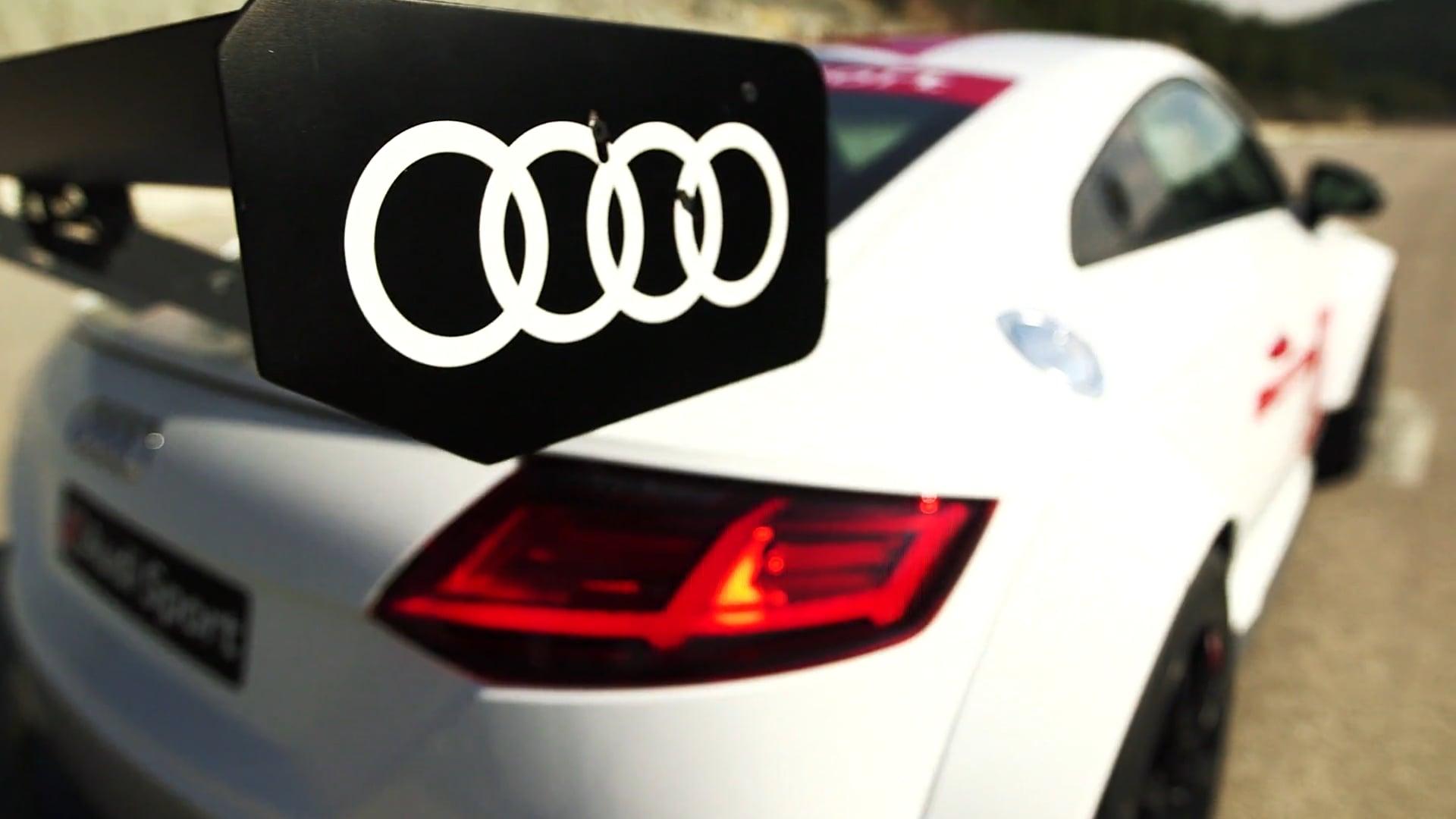 Audi TT Cup Trailer