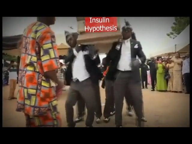 Insulin Hypothesis Grave Dance