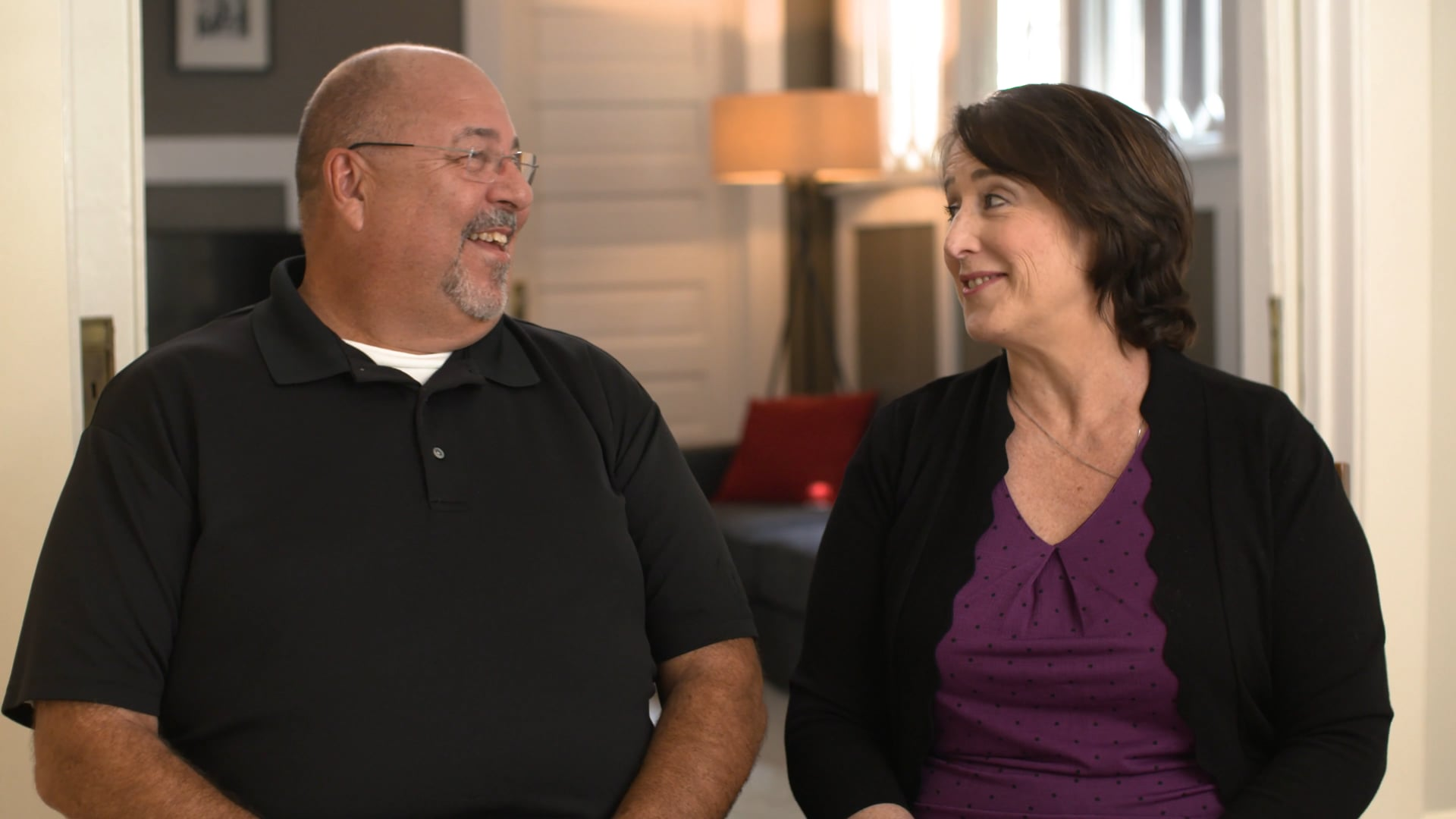 Mike and Margie Atlanta Intown Agent Video