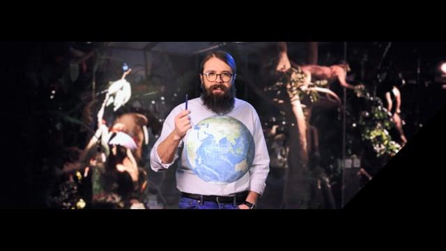 Дарвиновский музей - Планета Земля