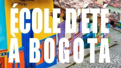 École d'été à Bogota  - Avant le départ
