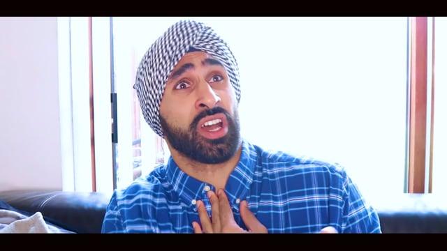 Lock Da Down by Jaswinder Billan aka Billanidus - The Desi Lockdown Series | Rifco Theatre Company (with English subtitles)