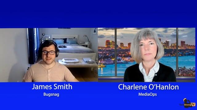 James Smith - TechStrong TV
