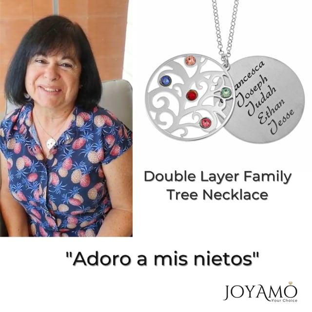 JoyAmo Jewelry Customers' Testimonials