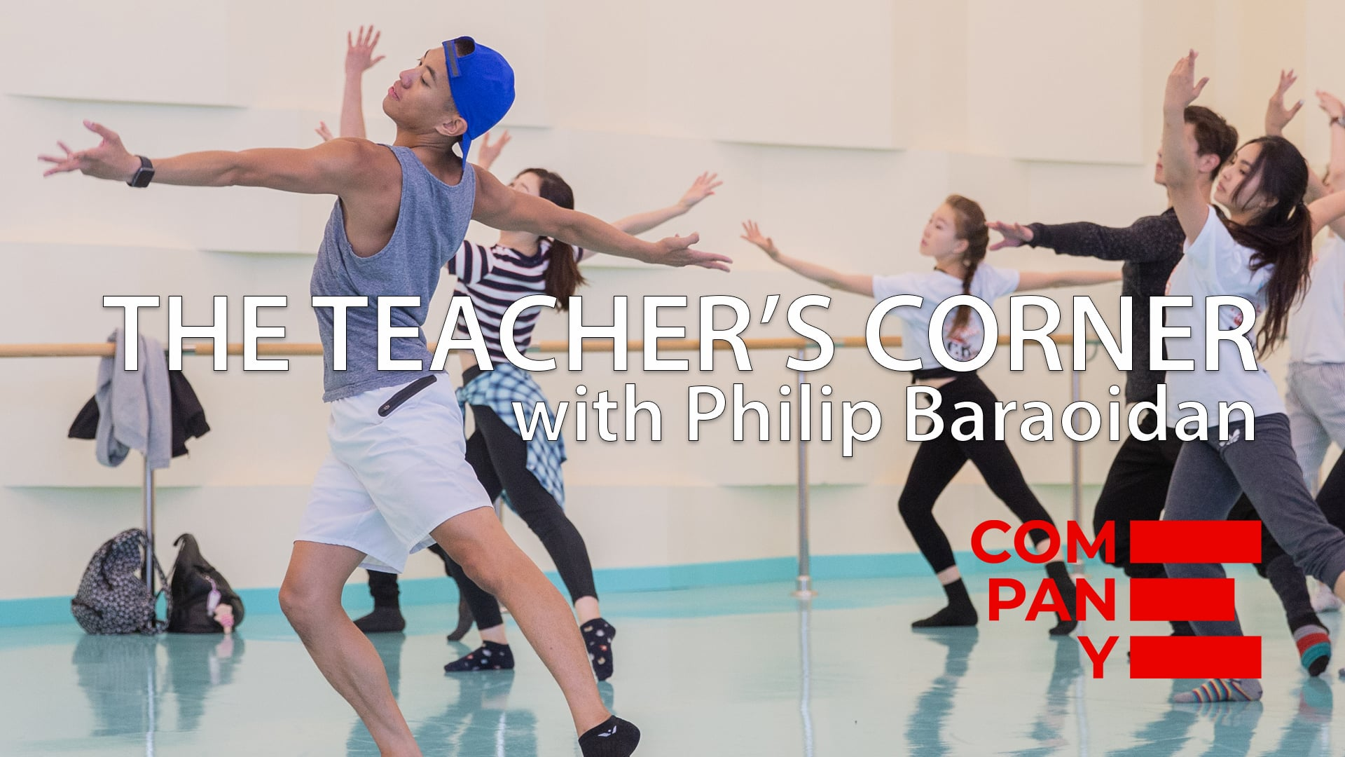 The Teacher's Corner with Philip Baraoidan