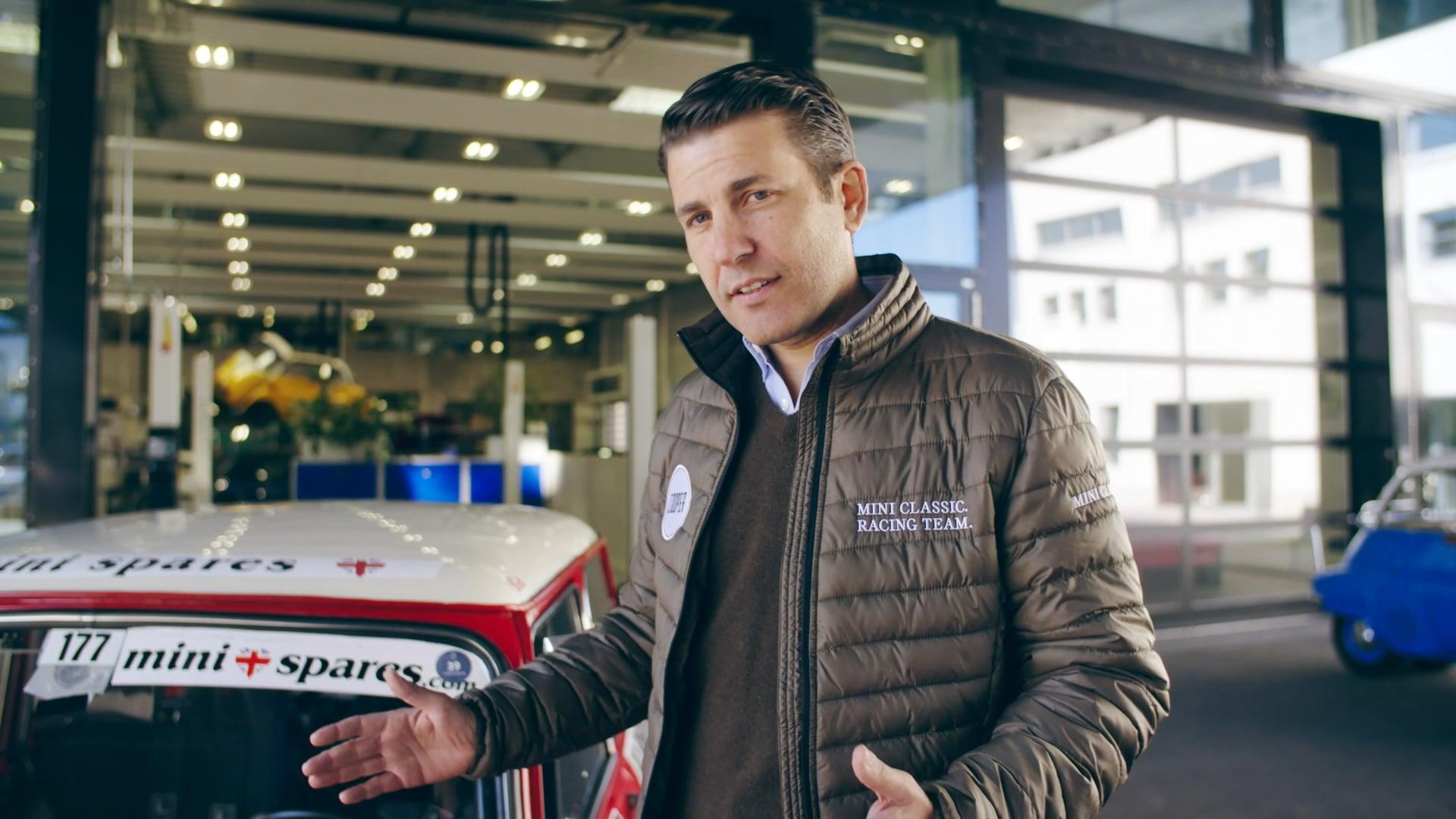 Inside BMW Group Classic - Folge 2