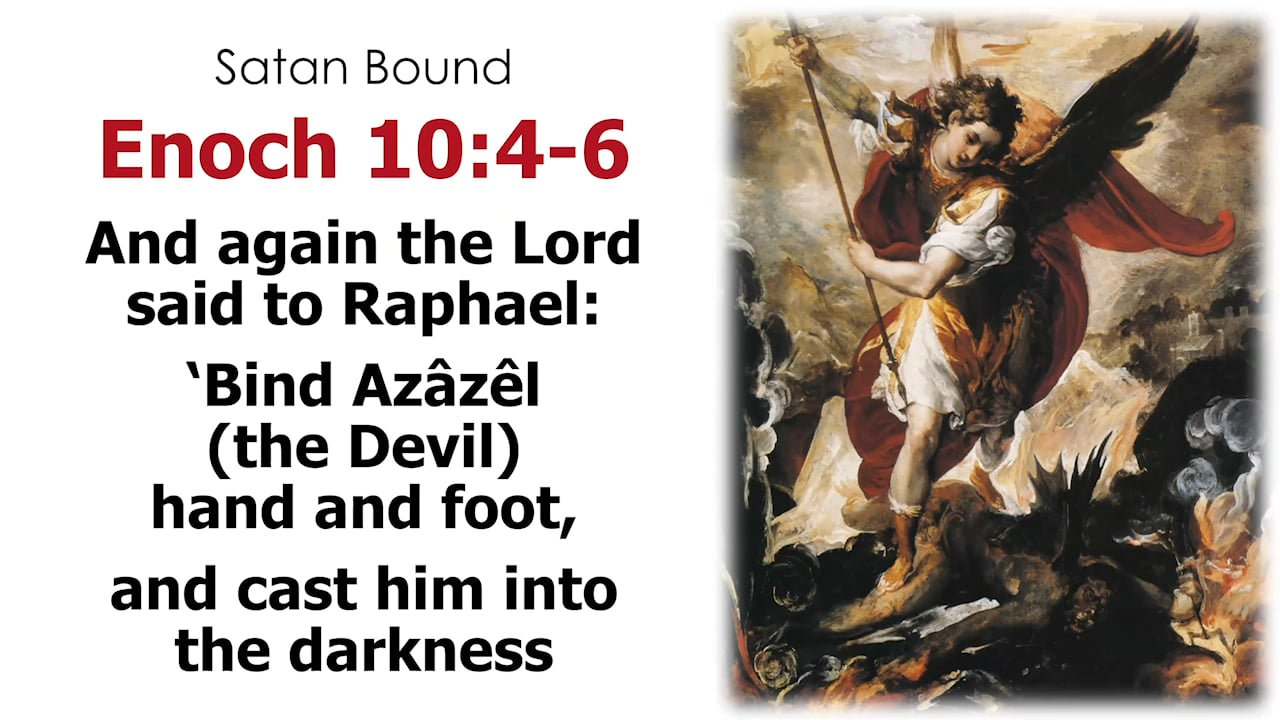 Revelation 20 – The Millennium and the Last Judgment
