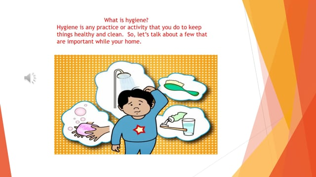 Remote Learning 11 - Good Hygiene