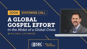 Statewide Zoom Call with Paul Chitwood   SBC of Virginia