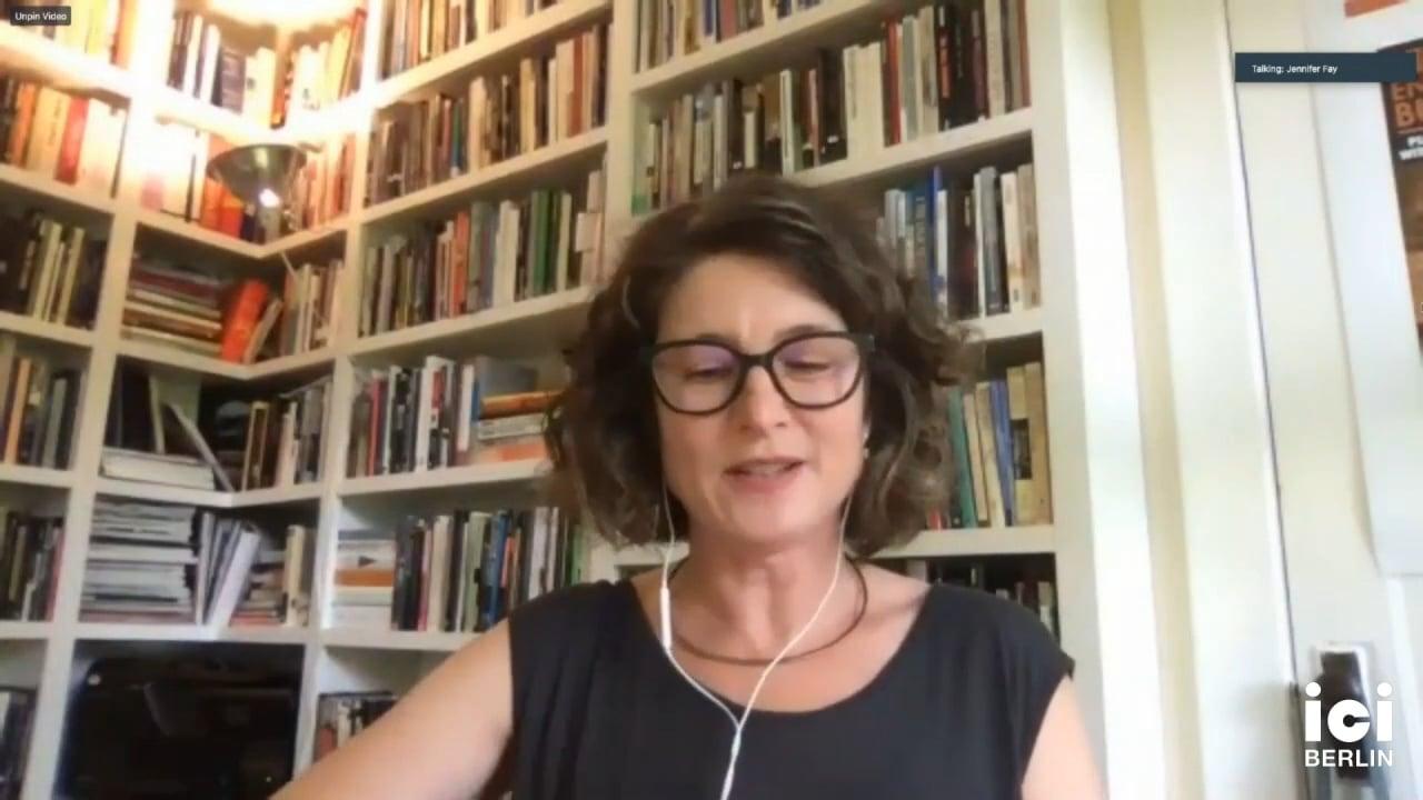 Introduction by Jennifer Fay