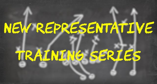 """3660New Representative Training Series Intro & Your """"Why"""""""