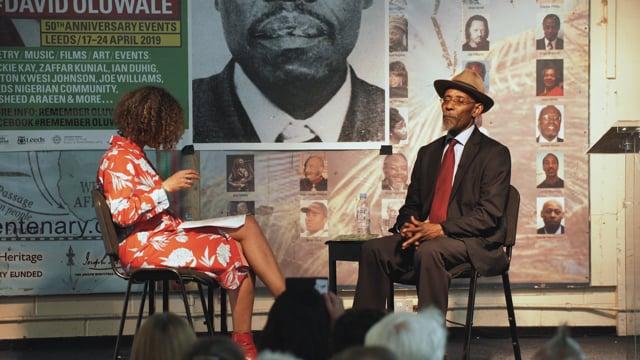 Linton Kwesi Johnson - In His Own Words