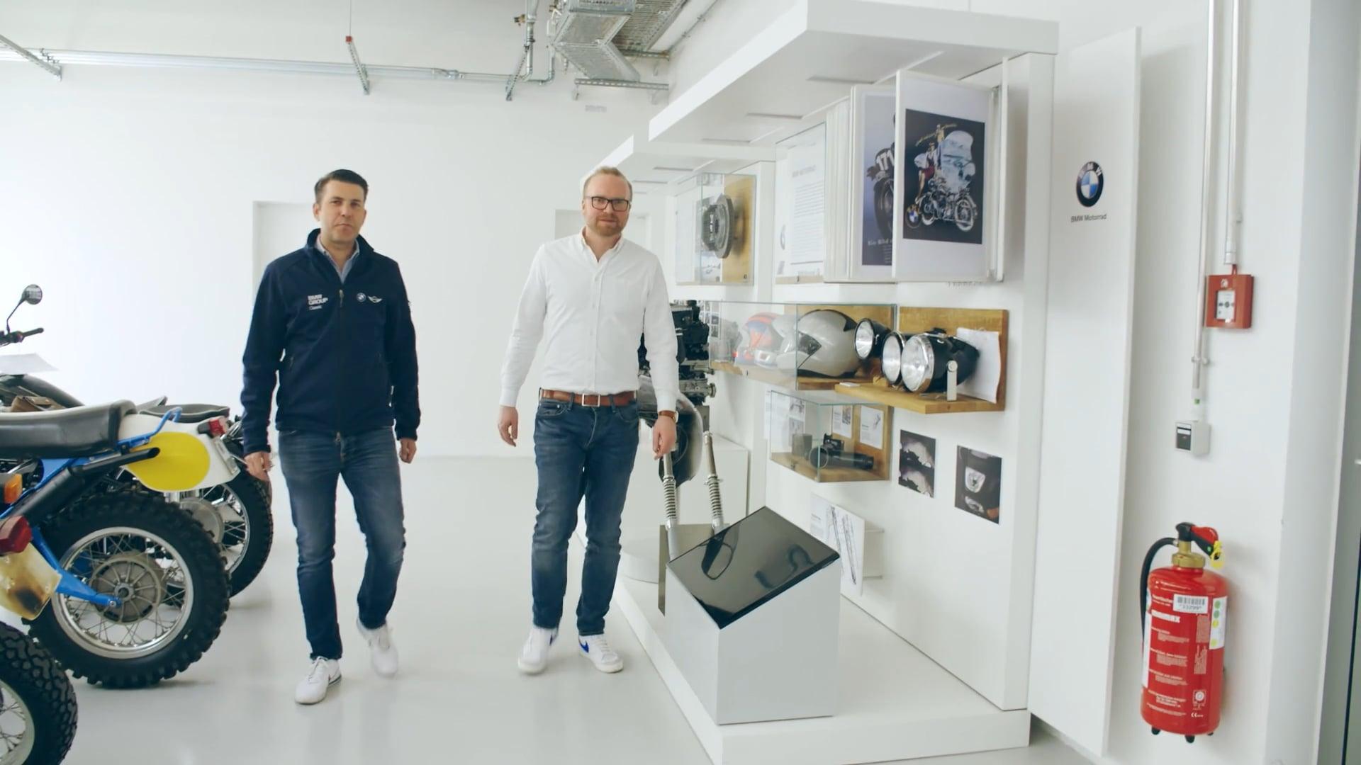 Inside BMW Group Classic - Folge 3