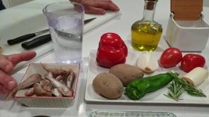 Cuina amb Vicenç Folgado:  Suquet de peix