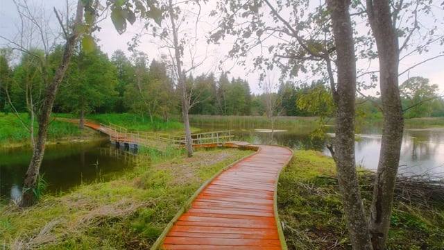 Landscapes of Lithuania - Virtual Nature Walk