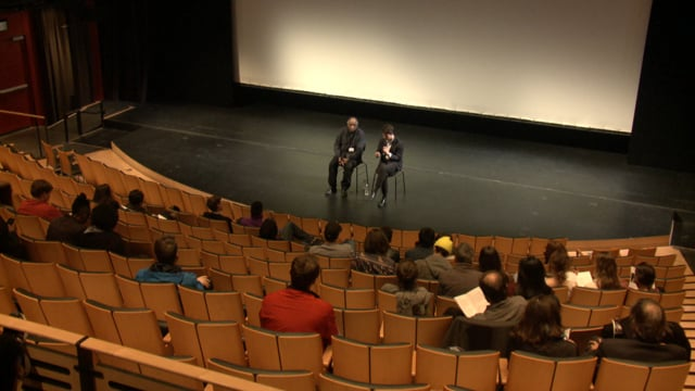 Ulysses Jenkins in conversation with Lucas Matheson