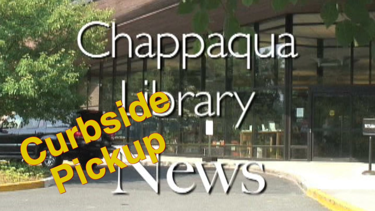 Library News - Curbside Pickup