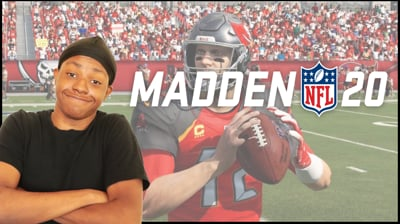 Madden 20 With The Ninjas! (Stream Replay)