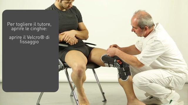 Genuskill 28a - Ortesi per ginocchio