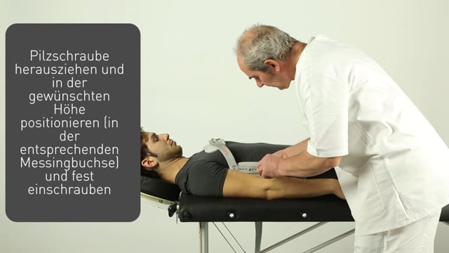 Stabil-T - 3-Punkt-Hyperextensions-Orthese