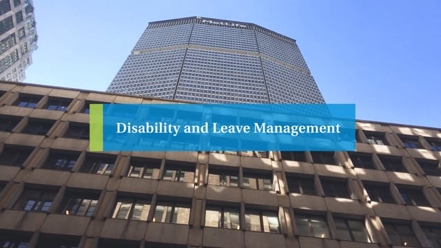 MetLife Disability and Leave Management video for prospects