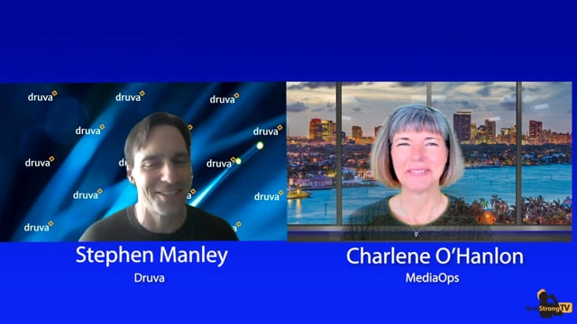 Stephen Manley - TechStrong TV
