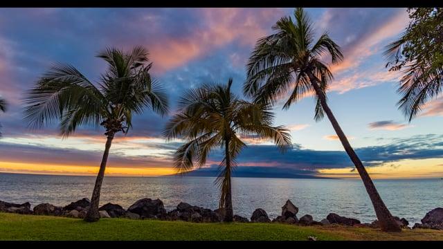 Maui Island, Hawaii. Part 2 - 4K/4K HDR Nature Documentary Film