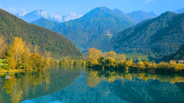 Triglav National Park, Slovenia. Part 2 HDR