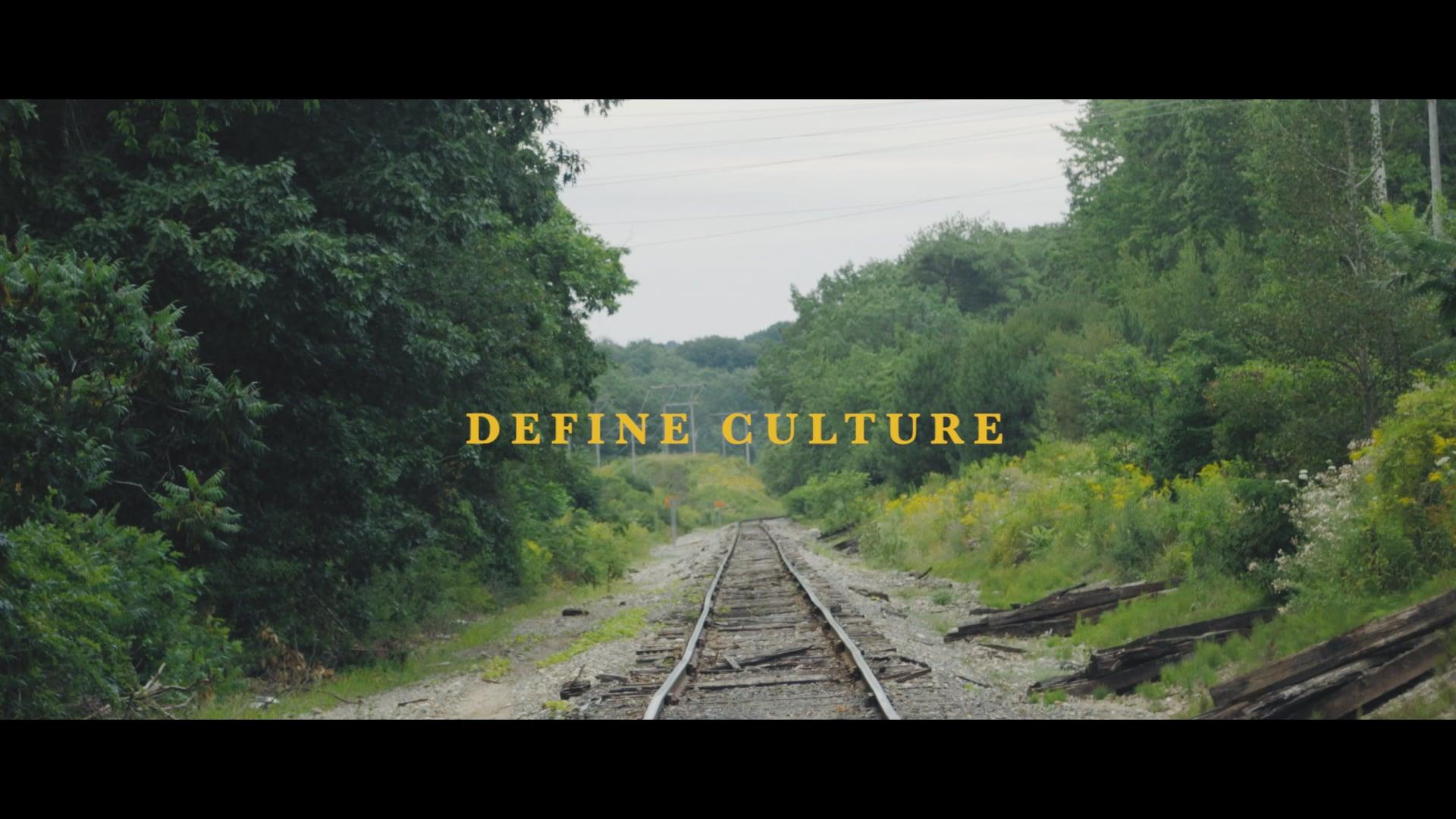 define culture