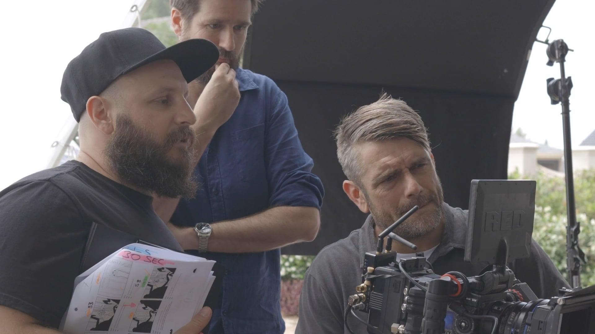 DEUCE FILM PRODUCTIONS BTS FILM - SIMPARICA TVC
