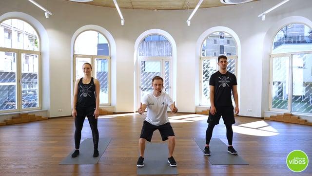 Fitness #9 Level 1
