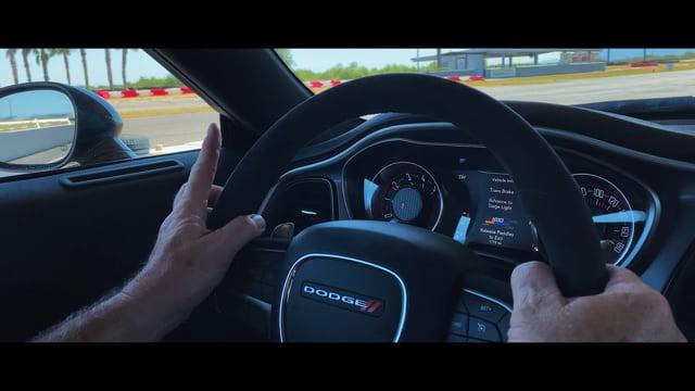 Driving Dodge: Bondurant - TransBrake