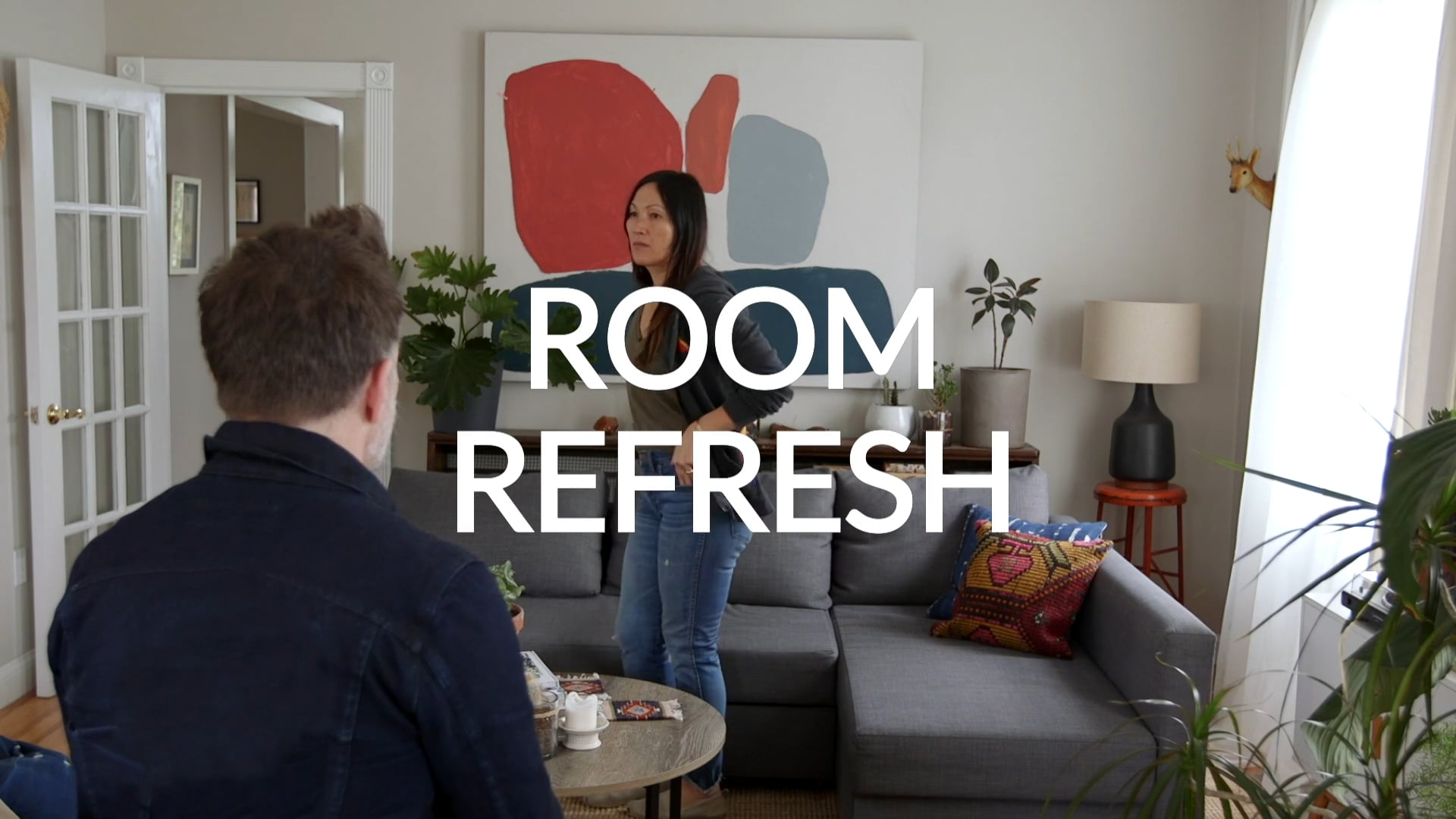 HOW WE HOMESY: Room Refresh!