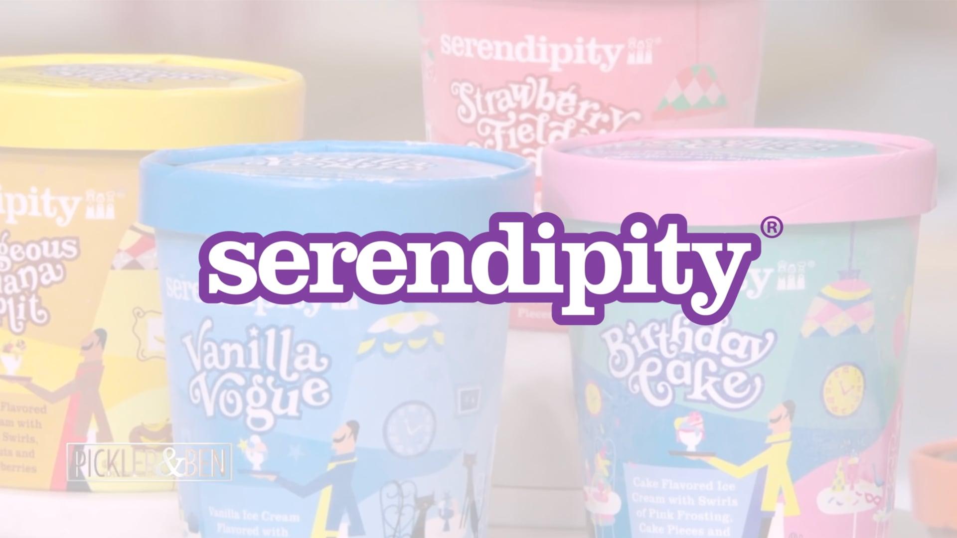 Serendipity Magic Sizzle