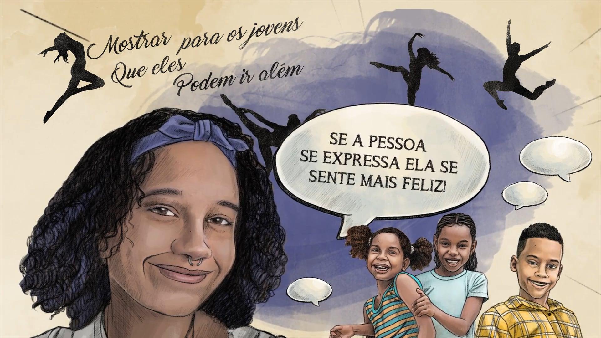 Visa - Muda Brasil Animado