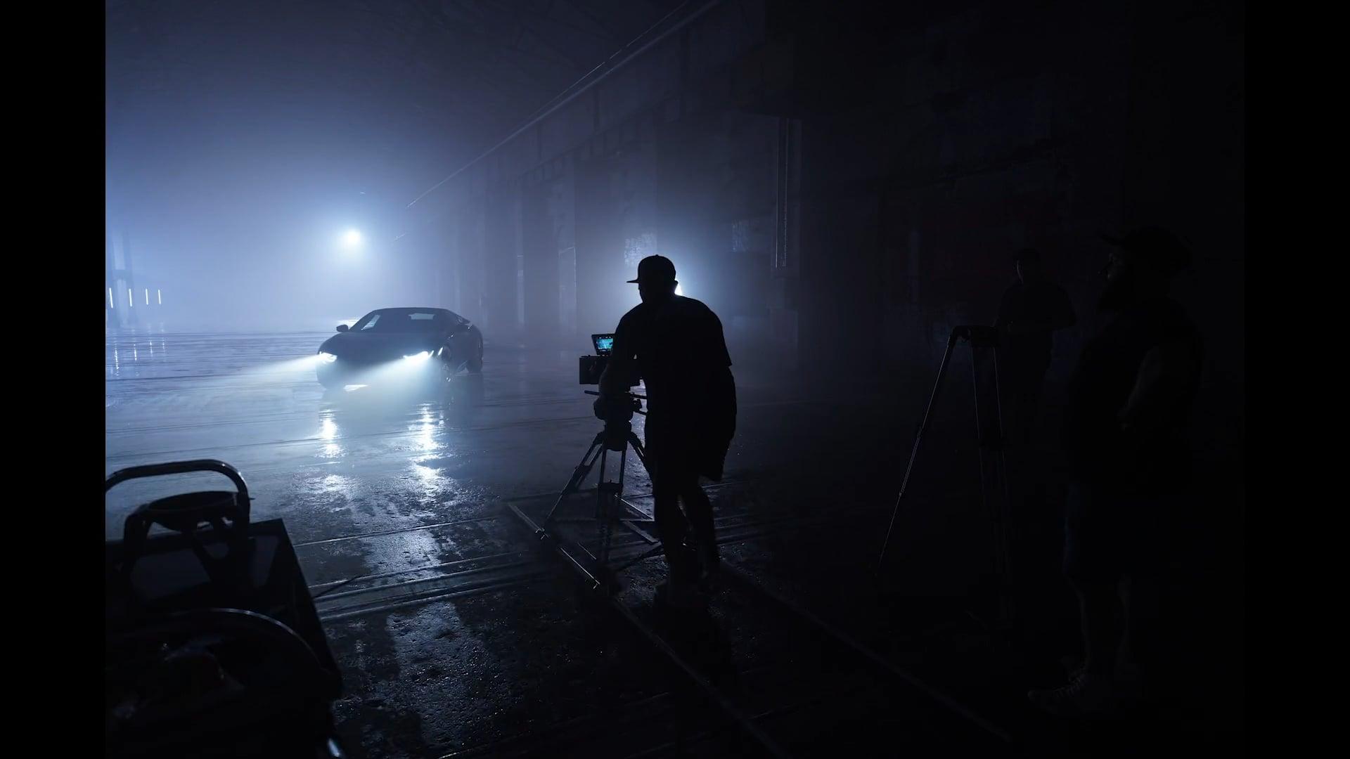 DEUCE FILM PRODUCTIONS - BTS TIMELAPSE - BMWi8 'ELECTRIC PULSE'
