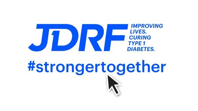 JDRF #strongertogether