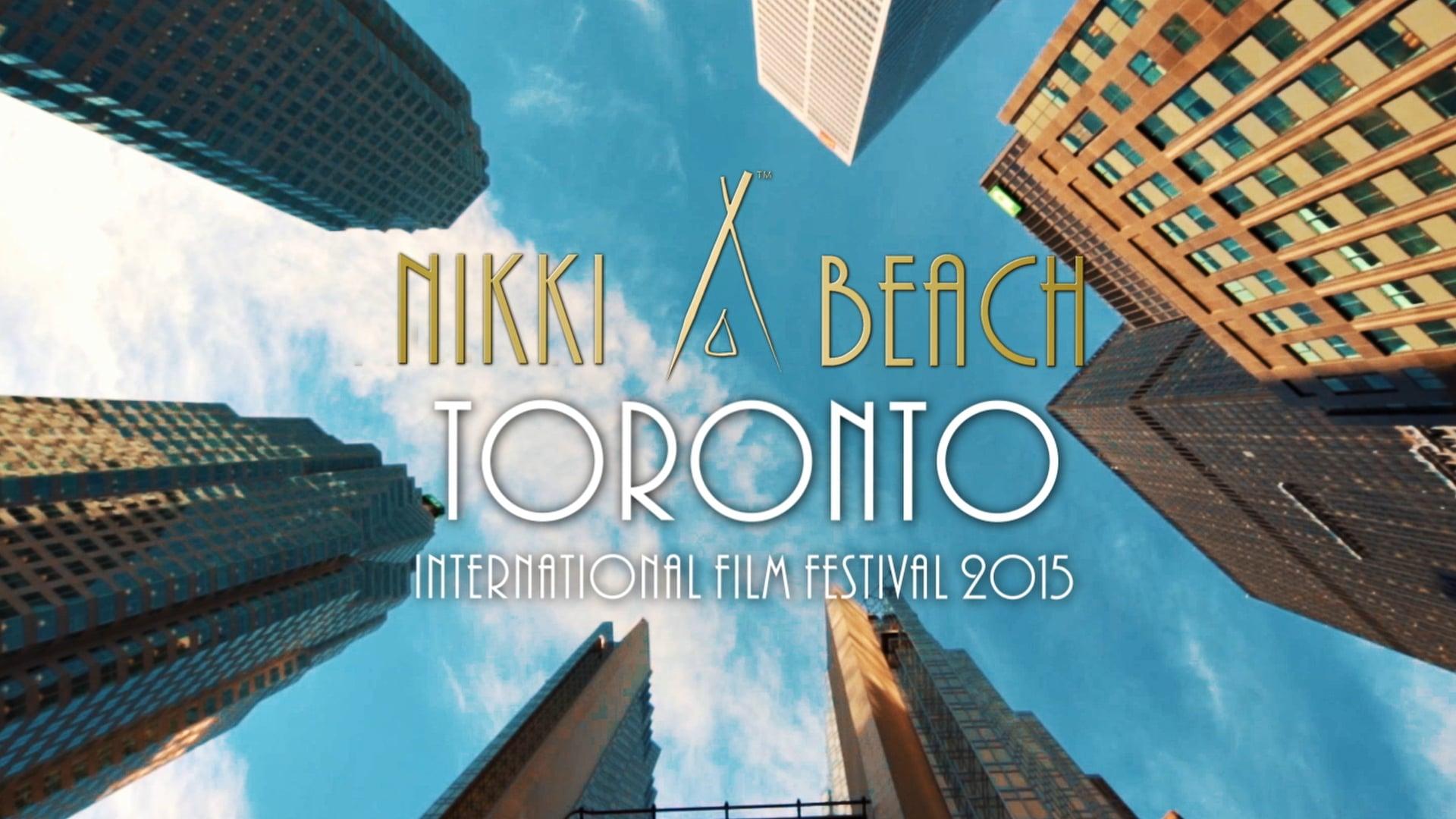 Nikki Beach -TIFF Toronto 2015
