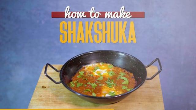 Hogyan készíthetünk Shakshuka-t?